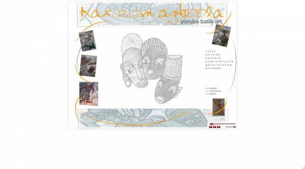 Kazeem Batik Art - Yoruba Batik Art