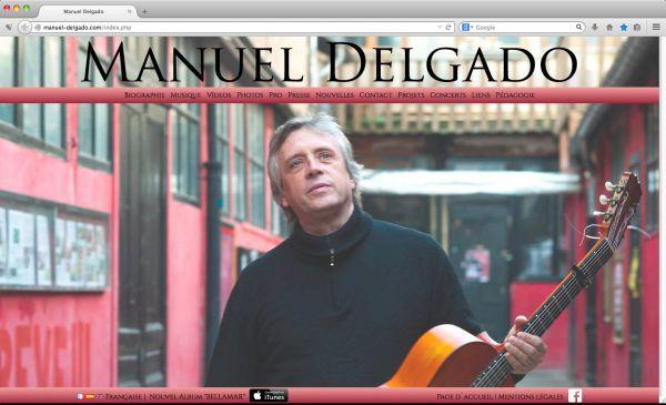 Manuel Delgado - Flamenco Musiker