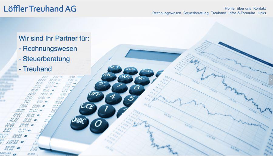 Löffler Treuhand AG - Schweizer Treuhänder